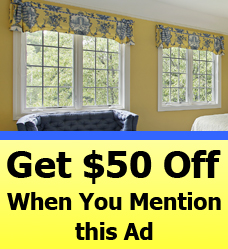 Coupon, Window Blinds in Lawrenceville, GA